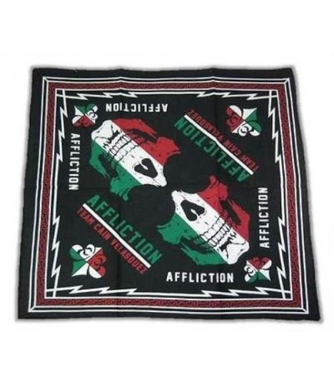 Affliction Bandana Team Cain Velasquez