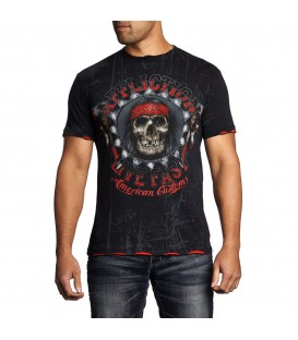 Affliction Shirt AC Hatchet