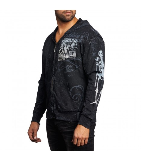 Affliction Hoody Rumblers