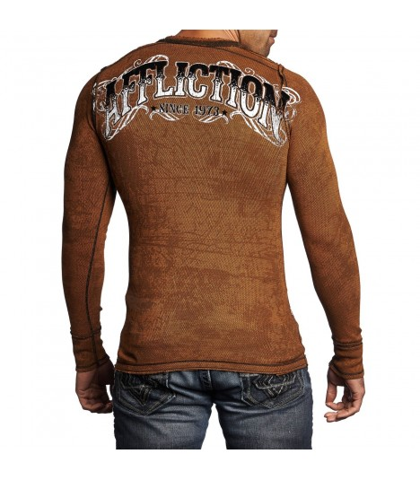 Affliction Longsleeve Garage Junkie