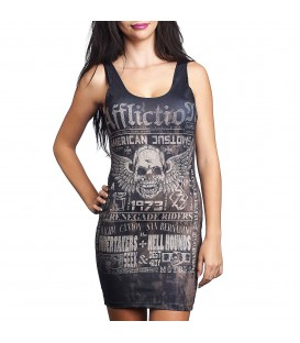 Affliction Dress Malibu Canyon