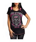 Affliction Shirt Stampede of the Disco Elephants
