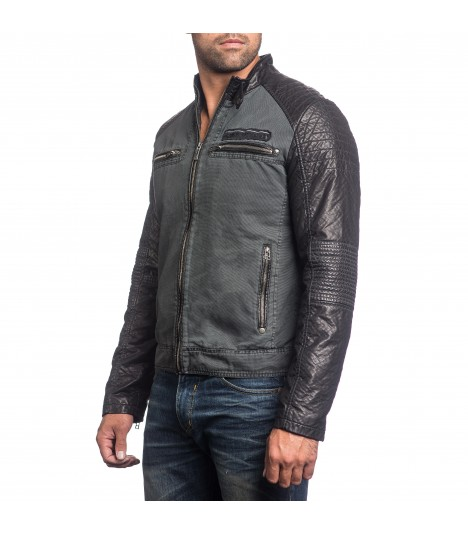 Affliction Jacke Cyclone Racer