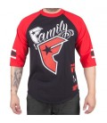Famous Stars and Straps Raglan Wild Mesh