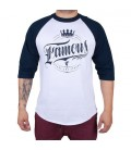 Famous Stars and Straps Raglan Royal Court