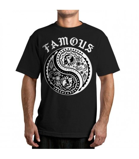 Famous Stars and Straps Shirt Ping Pang