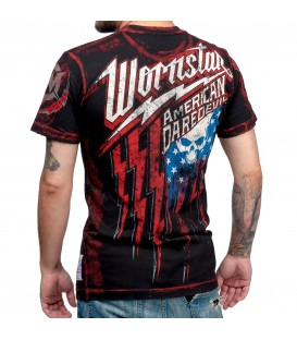 Wornstar Shirt American Daredevil