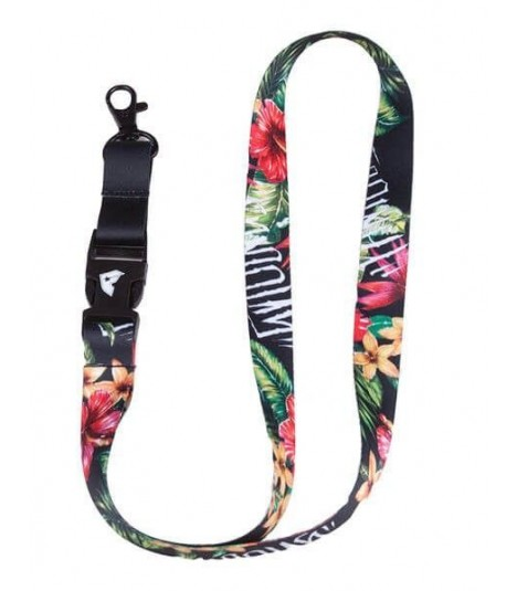 Famous Stars and Straps Lanyard Caleb Floral