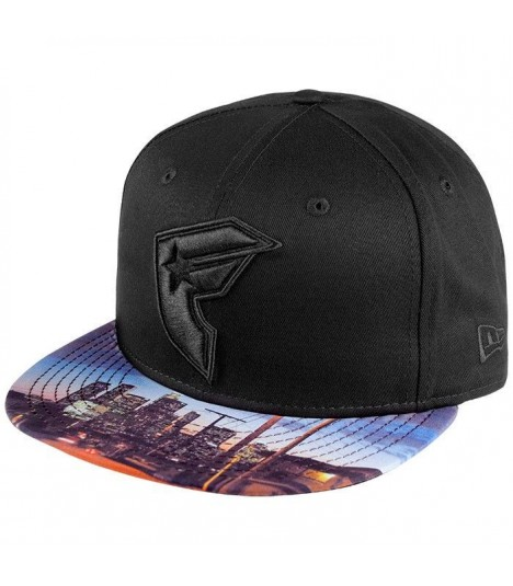 Famous Stars and Straps Snapback Population