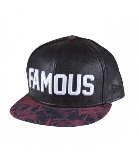 Famous Stars and Straps Snapback No1 Marble