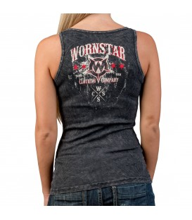 Wornstar Tank Death Mechanic Polka Trash
