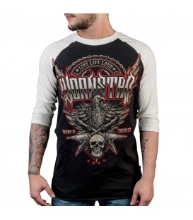 Wornstar Longsleeve Screaming Eagle