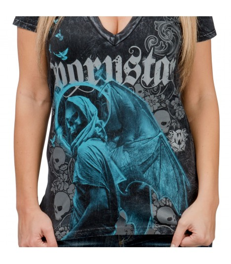 Wornstar Shirt Angel