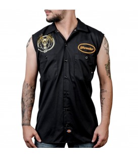 Wornstar Work Shirt Rock N Roll Forever