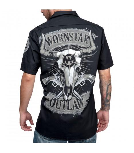 Wornstar Work Shirt Outlaw
