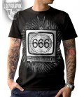 Skygraphx Shirt 666 TV