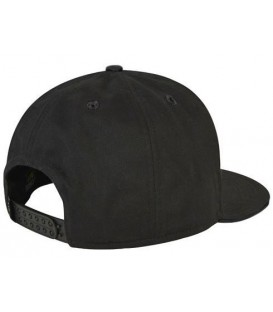 Unit Snapback Cap Reset Black
