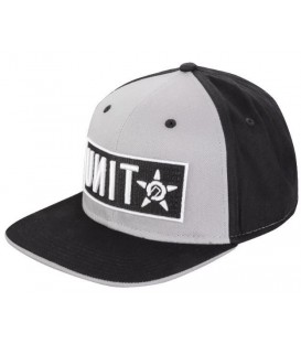 Unit Snapback Cap Reset Grey