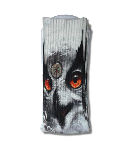 To Die For Socken Always Watching