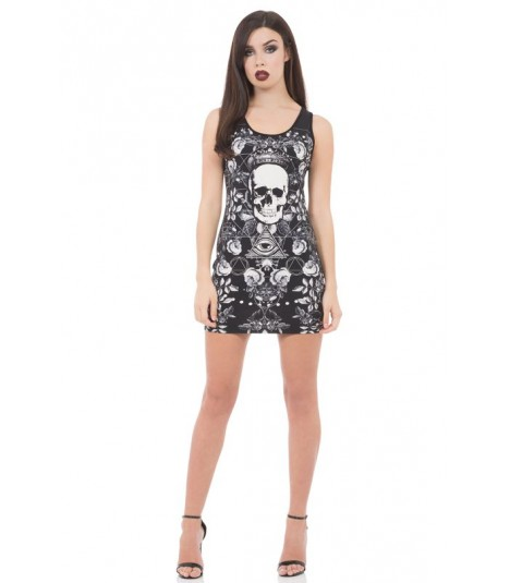 Jawbreaker Dress Dark Conspiracy