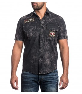 Affliction Hemd No Rival