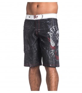 Affliction Boardshorts Wild Wing