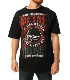 Metal Mulisha Shirt West Graphic