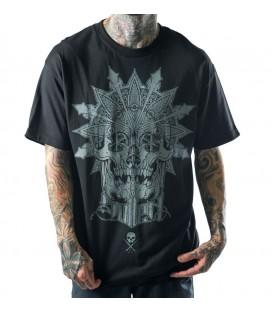 Sullen Shirt Skull Mandala