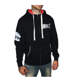 Wax Zip Hoody Riders
