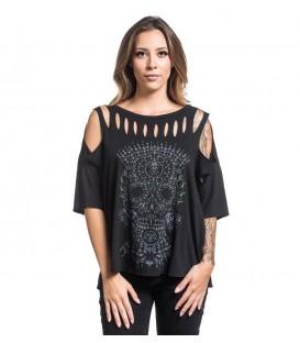 Sullen Shirt Gothic Lace