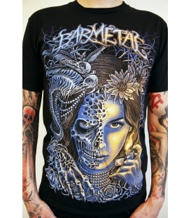 Barmetal Shirt Here comes the Fire