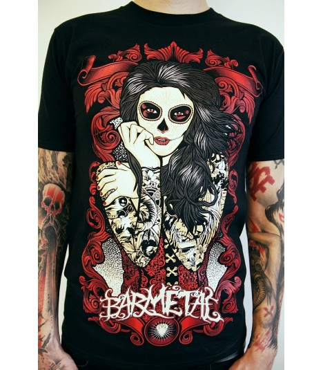 Barmetal Shirt Barlesque