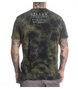 Sullen Shirt Matt Jordan Premium Green Vintage