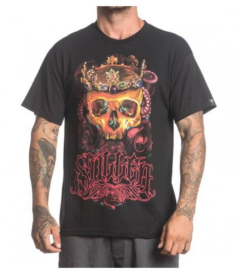 Sullen Shirt Crown of Roses