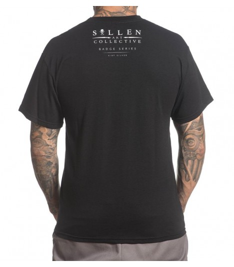 Sullen Shirt Silver Badge