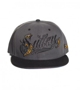 Sullen Cap Iron Skull Fitted New Era