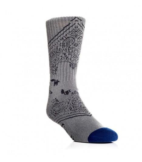 Sullen Socken Society Grau