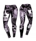 4AmazINK People Leggings La Catrina