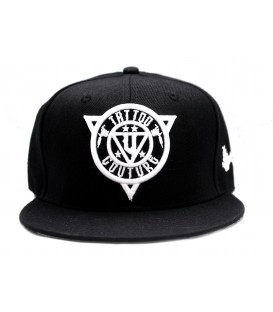 4AmazINK People Snapback Cap Triangle