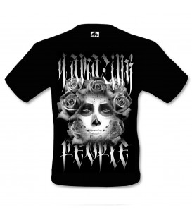 4AmazINK People T-Shirt La Catrina