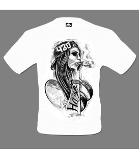 4AmazINK People Shirt 420 Chick