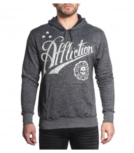 Affliction Hoody Skull Sport