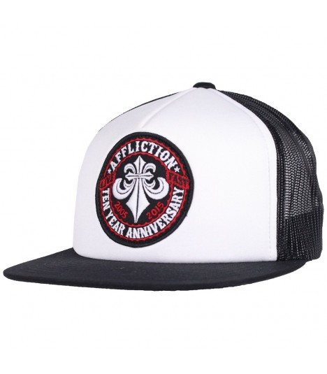 Affliction Snapback Cap 10 Years