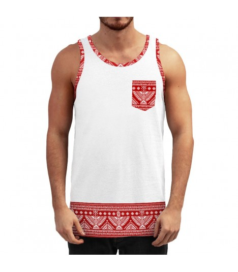 Wicked One Tank Native White