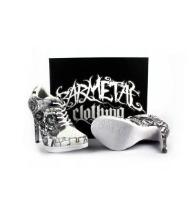 Barmetal Sneaker Heels Puzzle