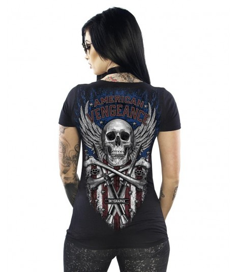 Skygraphx Shirt Vengeance