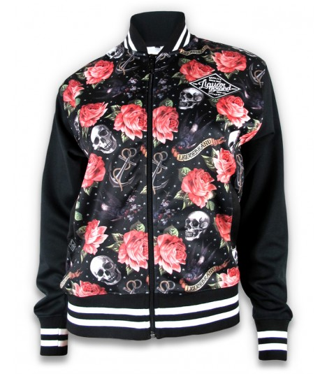 Liquor Brand Jacke Rose Tattoo