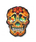 Liquor Brand Kissen Mexican Skull