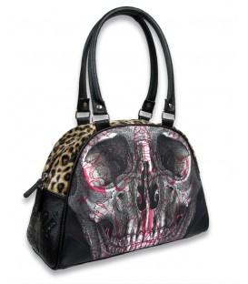 Liquor Brand Tasche Skull