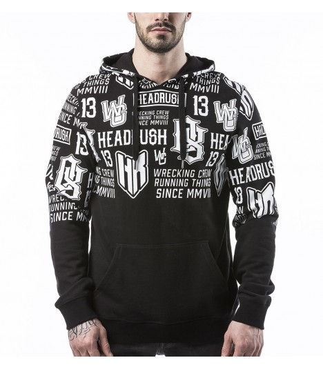 Headrush Hoody The Kaporal
